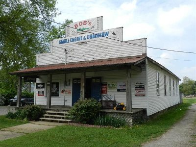 Spencer County Commercial For Sale: 606 Main St Street
