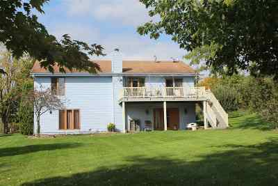 Steuben County Single Family Home For Sale: 160 Lane 755 Snow Lake