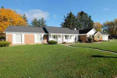 Marion Single Family Home For Sale: 702 Macalan