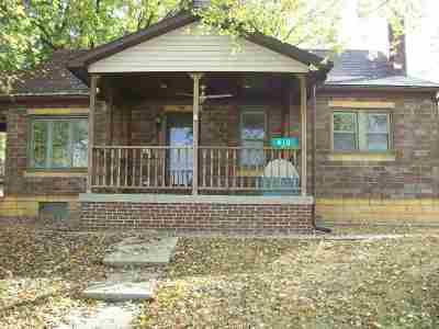 Ferdinand Single Family Home For Sale: 410 Michigan