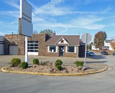 Dubois County Commercial For Sale: 525 Main St Street