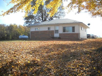 Spencer County Single Family Home For Sale: 2533 W Eureka Road