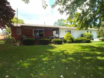 Lagrange County, Noble County Single Family Home For Sale: 3265 S 1075 E
