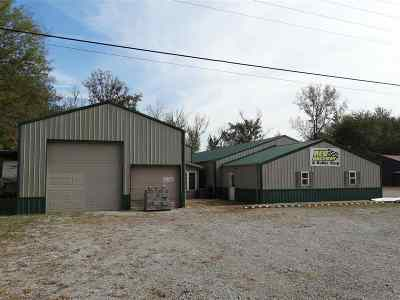 Spencer County Commercial For Sale: 1515 S State Road 161