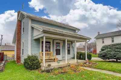 Avilla Single Family Home For Sale: 239 S Mainstreet