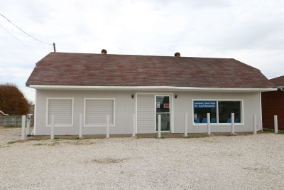 Spencer County Commercial For Sale: 111 S Washington St