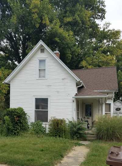 Wabash Single Family Home For Sale: 70 Noble