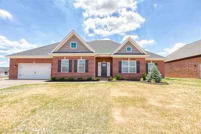 Evansville Single Family Home For Sale: 7929 Bingham Drive