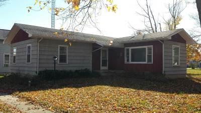 Butler Single Family Home For Sale: 208 E Washington