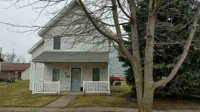 Elkhart County Single Family Home For Sale: 202 W Randolph