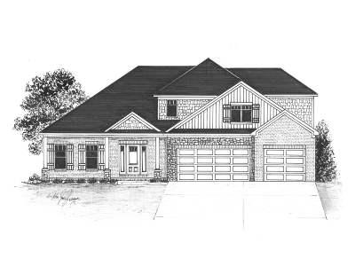 Evansville Single Family Home For Sale: 3424 Jaylynn Court
