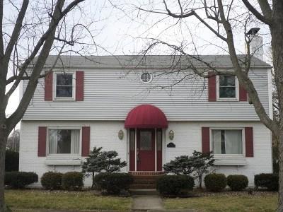 Elkhart Single Family Home For Sale: 3 Melrose Manor