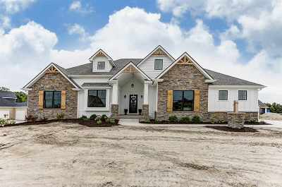 Fort Wayne Single Family Home For Sale: 13589 Narrows Cove