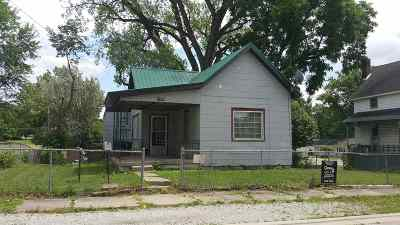 Single Family Home For Sale: 931 Elm