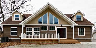 Steuben County Single Family Home For Sale: 300 Lane 340 Jimmerson Lake