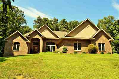 Spencer County Single Family Home For Sale: 828 W Melchoir Drive