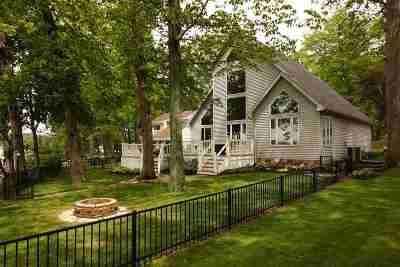 Steuben County Single Family Home For Sale: 200 Lane 150h Hamilton Lake