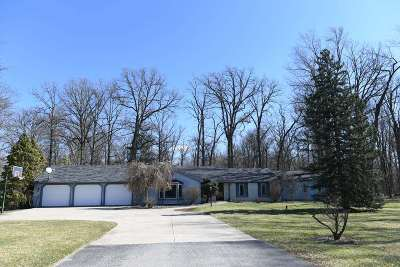 Whitley County Single Family Home For Sale: 6603 S 400 E