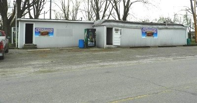 Spencer County Commercial For Sale: 9391 W Old State Road 66