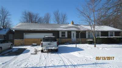 Noble County Single Family Home For Sale: 1108 E Dowling St.