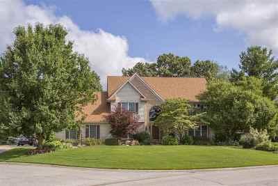 Granger Single Family Home For Sale: 14689 Stonington Court