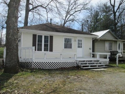 Columbia City Single Family Home For Sale: 2399 W 700 N