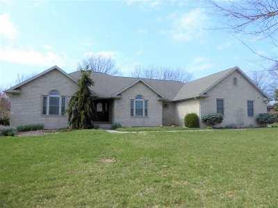 Jasper Single Family Home For Sale: 3249 St. Charles St