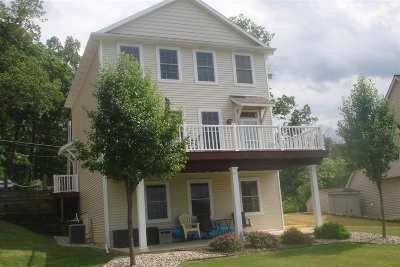 Steuben County Single Family Home For Sale: 3540 N Bayview