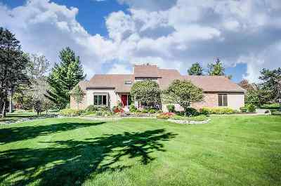 Fort Wayne Single Family Home For Sale: 2528 Sycamore Hills Drive