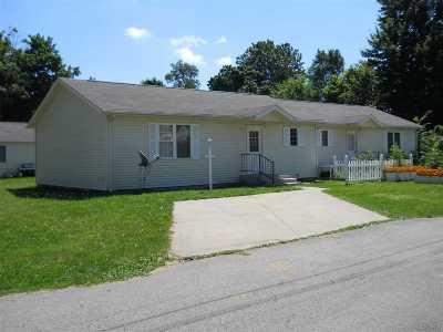 Kosciusko County Multi Family Home For Sale: 309 N Morgan #C