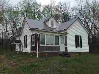 Spencer County Single Family Home For Sale: 5756 N. Highland Rd