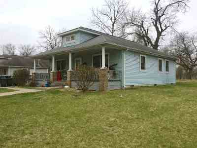 South Bend Single Family Home Back On Market: 1041 W Lasalle