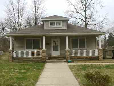 South Bend Single Family Home Back On Market: 1043 W Lasalle