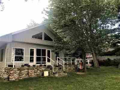 Fremont Single Family Home For Sale: 240 Ln 150 Long Lake