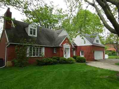 Goshen Single Family Home For Sale: 2313 S Main