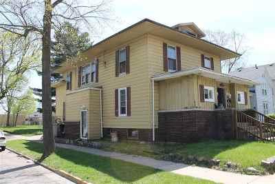 Elkhart Multi Family Home For Sale: 401 W Marion Street
