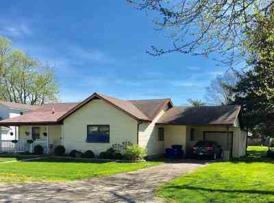 Single Family Home For Sale: 3923 S Poplar
