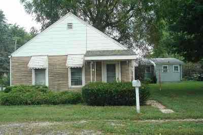 Marion Single Family Home For Sale: 801 E 33rd Street