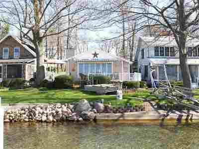 Single Family Home For Sale: 415 Ln 150 Lake James