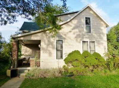 Otterbein Single Family Home For Sale: 210 S Johnson St