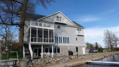 Steuben County Single Family Home For Sale: 495 Lane 210 Hamilton Lk
