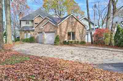 Syracuse Single Family Home For Sale: 7696 E Vawter Park Rd