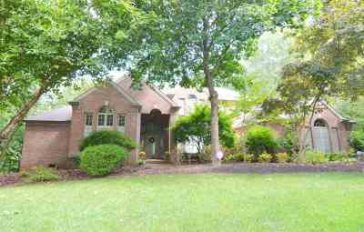 Evansville Single Family Home For Sale: 11121 Timber Ridge Drive