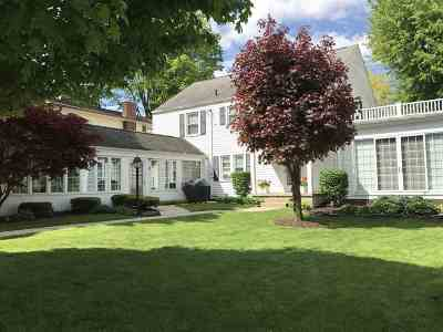 Syracuse Single Family Home For Sale: 11531 N Ogden Point #Pier 76