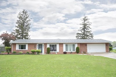 Butler Single Family Home For Sale: 109 Meadowmere