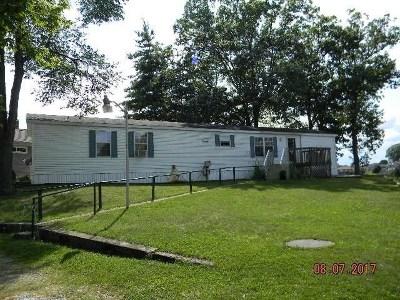 Single Family Home For Sale: 580 Lane 340 Jimmerson Lake