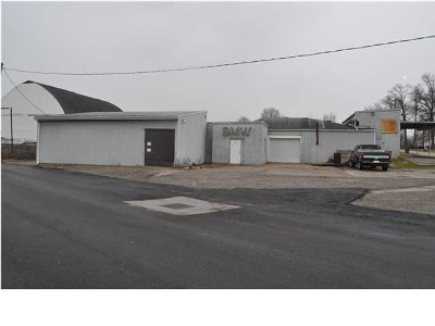 Dale Commercial For Sale: 121 E Vine Street