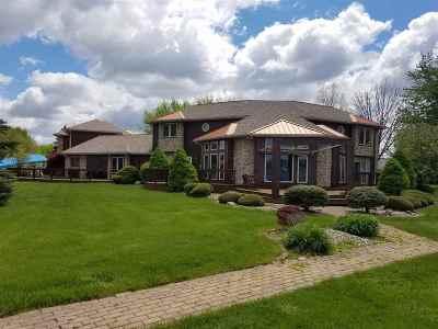 Steuben County Single Family Home For Sale: 540 Lane 890 Snow Lake