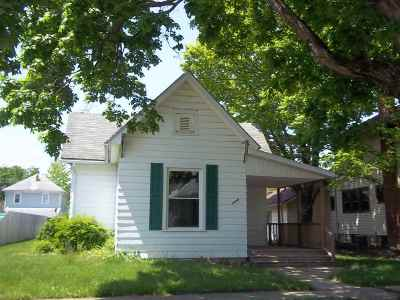 Single Family Home For Sale: 748 Ogan Avenue