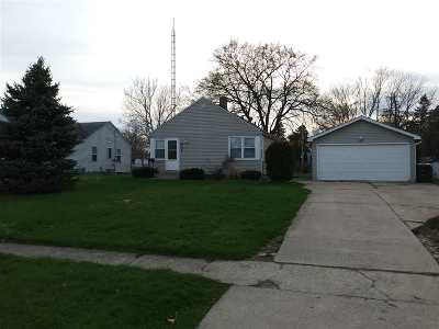 South Bend Single Family Home For Sale: 931 S Lombardy Drive